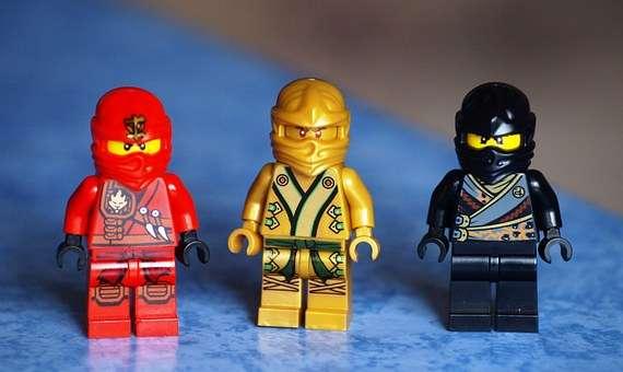 pościel lego ninjago
