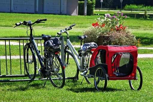przyczepki rowerowe croozer