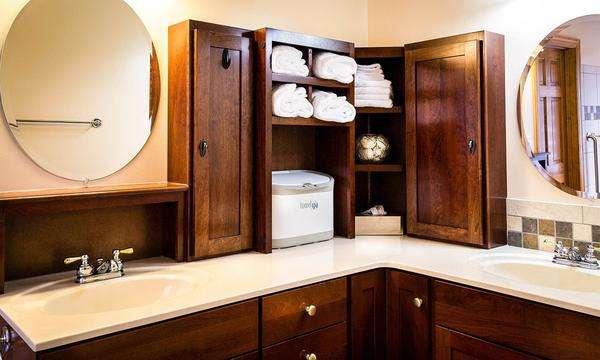wysokojakościowe szafki łazienkowe wiszące