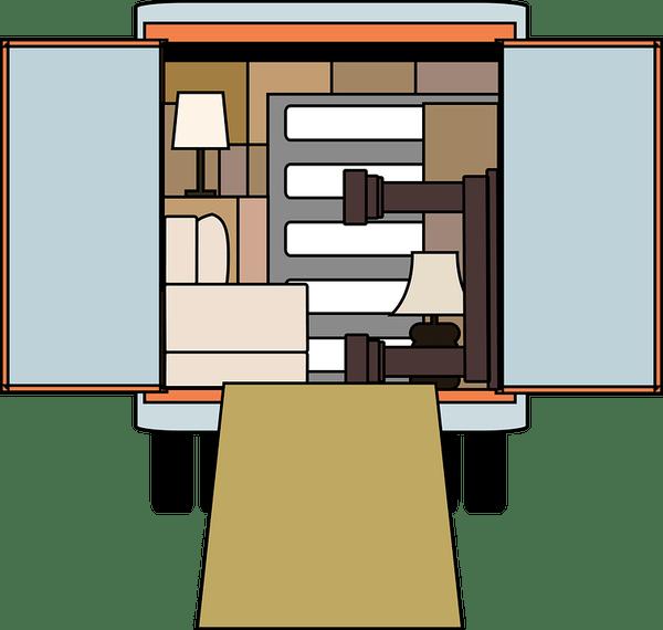 sprawny przewóz mebli