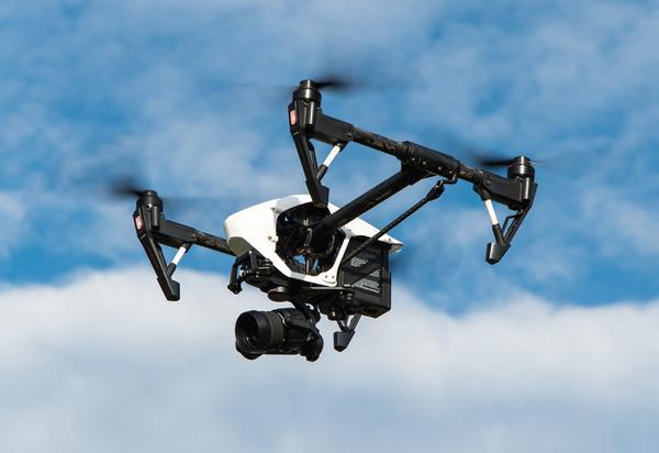 nowy wyścigowy dron